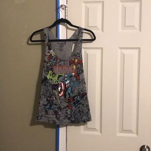 Tank top - Marvel